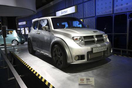 El Dodge Hornet correrá a cargo de Nissan