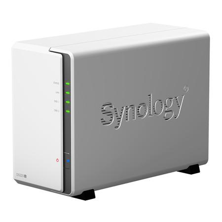 Synology presenta su nuevo NAS DiskStation DS220j, un modelo doméstico para montarte tu nube personal en casa