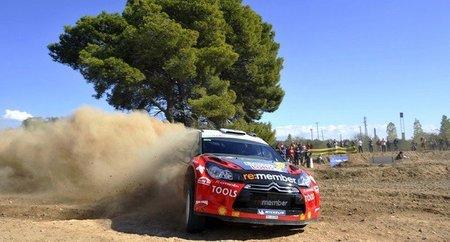 Petter Solberg y Citroën terminarán su relación después del RAC