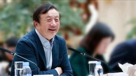 Fundador Huawei Futuro Compania Software