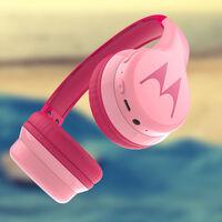 Motorola anuncia los Squads 300: auriculares Bluetooth para niños compatibles con Alexa, Siri y Google Assistant