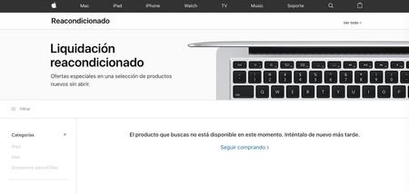 Reacondicionado Apple