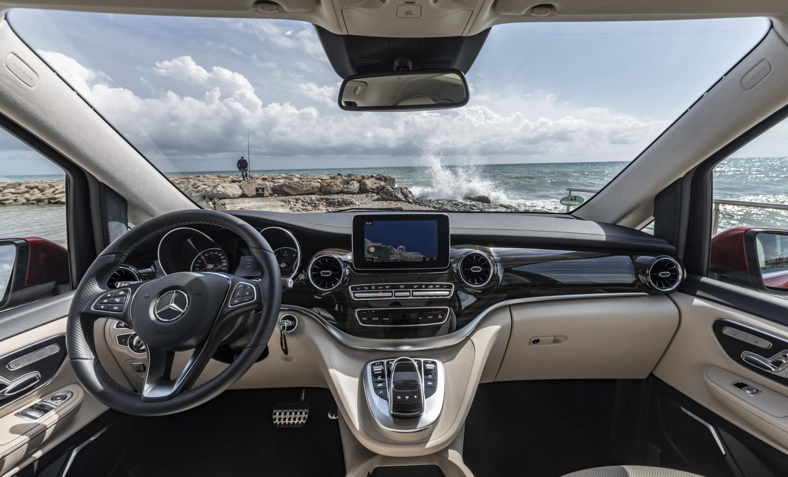 Foto de Mercedes-Benz Clase V 2019 (81/92)