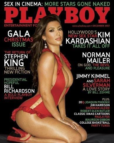 Kim Kardashian muy mosca con sus fotos prohibidas...