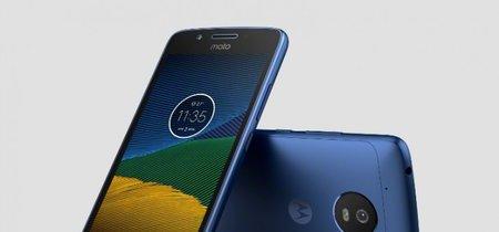 El Moto G5 también estaría disponible en un elegante color Blue Sapphire, aquí están las primeras imágenes