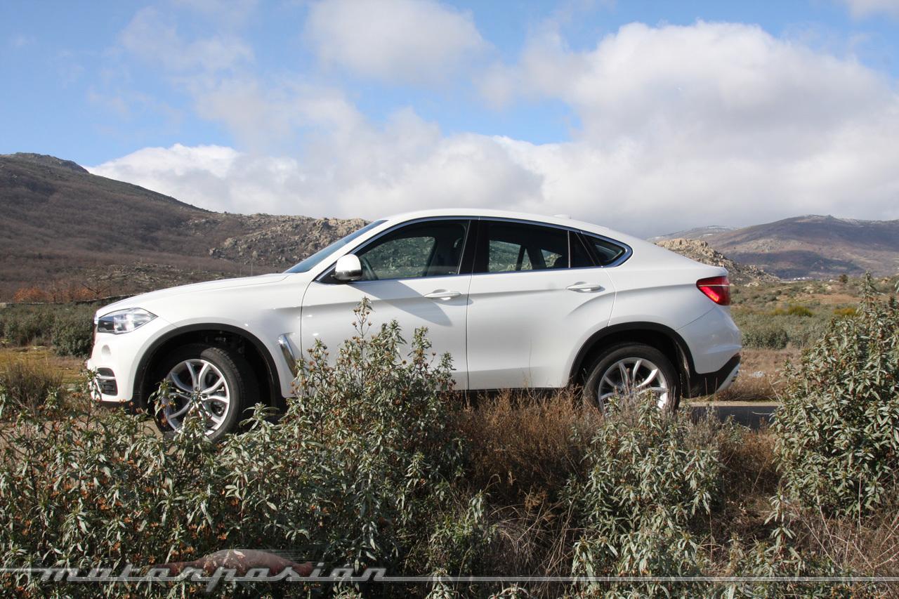 Foto de BMW X6 2014 (toma de contacto) (5/14)
