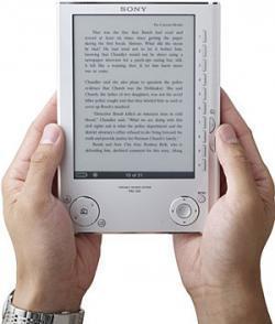 Sony podría lanzar un lector de libros electrónico con conectividad inalámbrica