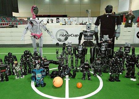 El Torneo Robocup 2012 se realizará en México