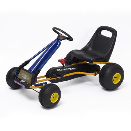 En eBay tenemos este Go Kart Karts a pedales por 62,99 euros y envío gratis