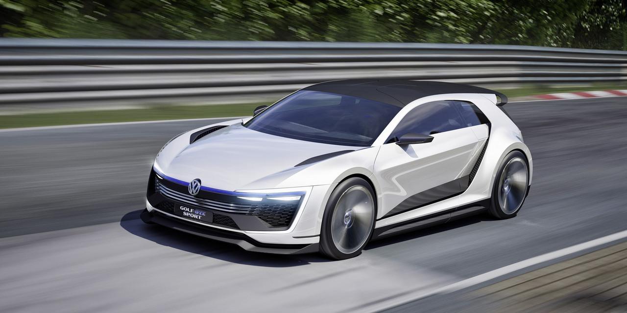 Foto de Volkswagen Golf GTE Sport Concept (33/43)