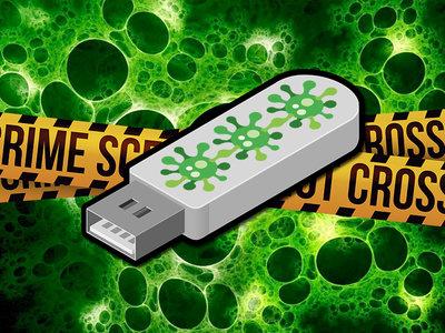 Cuando la policía te regala memorias USB infectadas en un evento sobre ciberseguridad