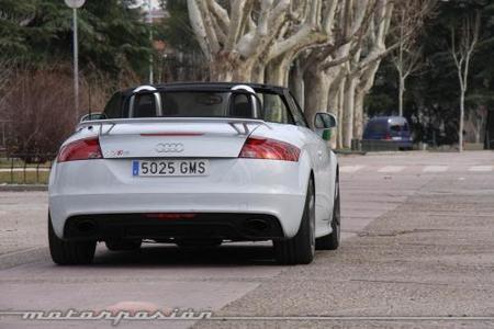 Audi TT RS Roadster, prueba (parte 3)