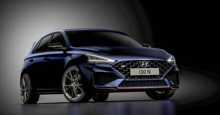 El nuevo Hyundai i30 N con cambio automático de doble embrague se deja ver en este avance