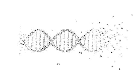 La primera canción codificada y recuperada de una cadena de ADN es 'Smoke on the Water' de Deep Purple