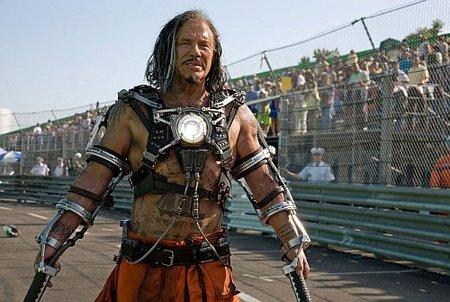 'Iron Man 2', primera imagen de Mickey Rourke como Whiplash