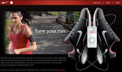 Ya puedes pedir el Nike + iPod Sport Kit