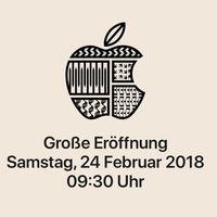 La primera Apple Store austríaca abrirá el 24 de febrero en pleno centro de Viena