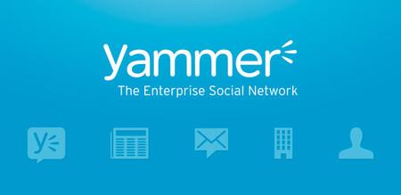 Yammer, la red social empresarial de Microsoft ahora compatible con Android Wear