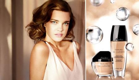 Los dos secretos de belleza de la nueva base de maquillaje Guerlain Parure de Lumière