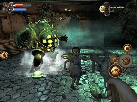 El primer BioShock llegara a iOS