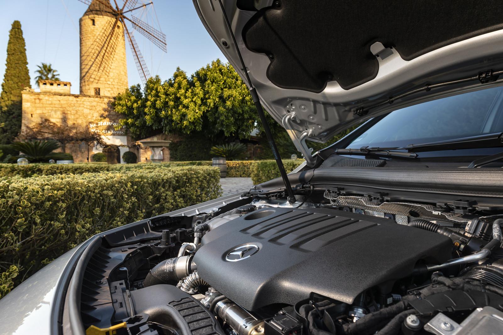 Foto de Mercedes-Benz Clase B 2019 (60/157)