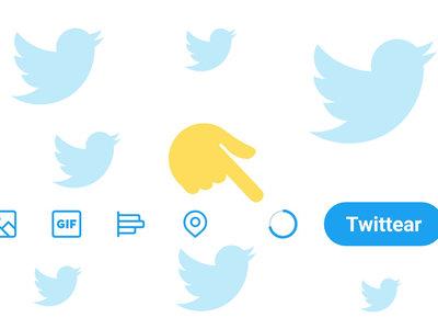 'Y yo pensando que se estaba actualizando', los usuarios de Twitter reaccionan al círculo de caracteres