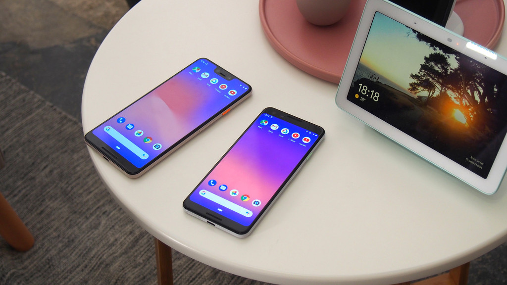 Google Pixel 3 y Pixel 3 XL opiniones toma contacto video fotos