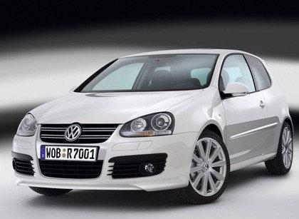 Kit R Line de VW Individual para el Golf, Touran y Touareg
