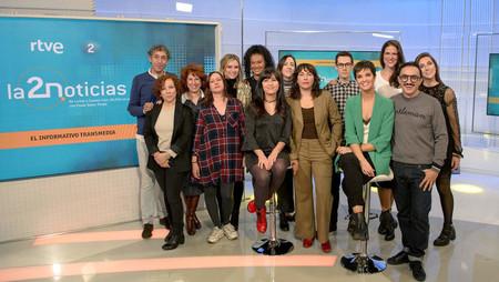 """'La 2 Noticias' no volverá hasta 2021: TVE suspende el informativo por """"motivos sanitarios"""""""