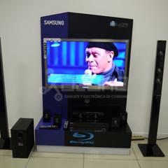 Foto 1 de 30 de la galería televisores-3d-de-samsung en Xataka
