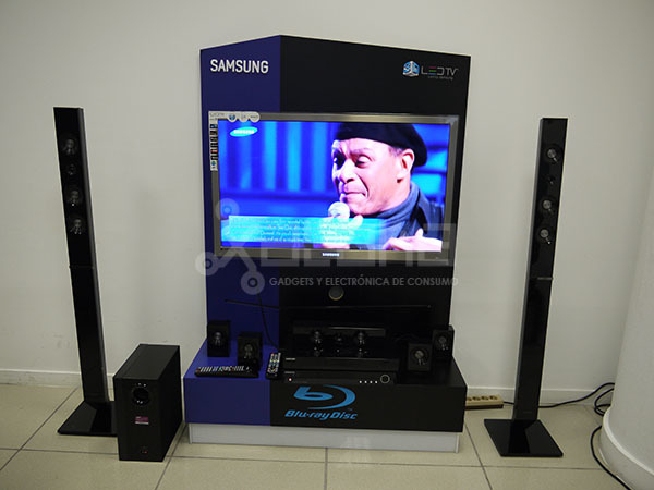 Televisores 3D de Samsung