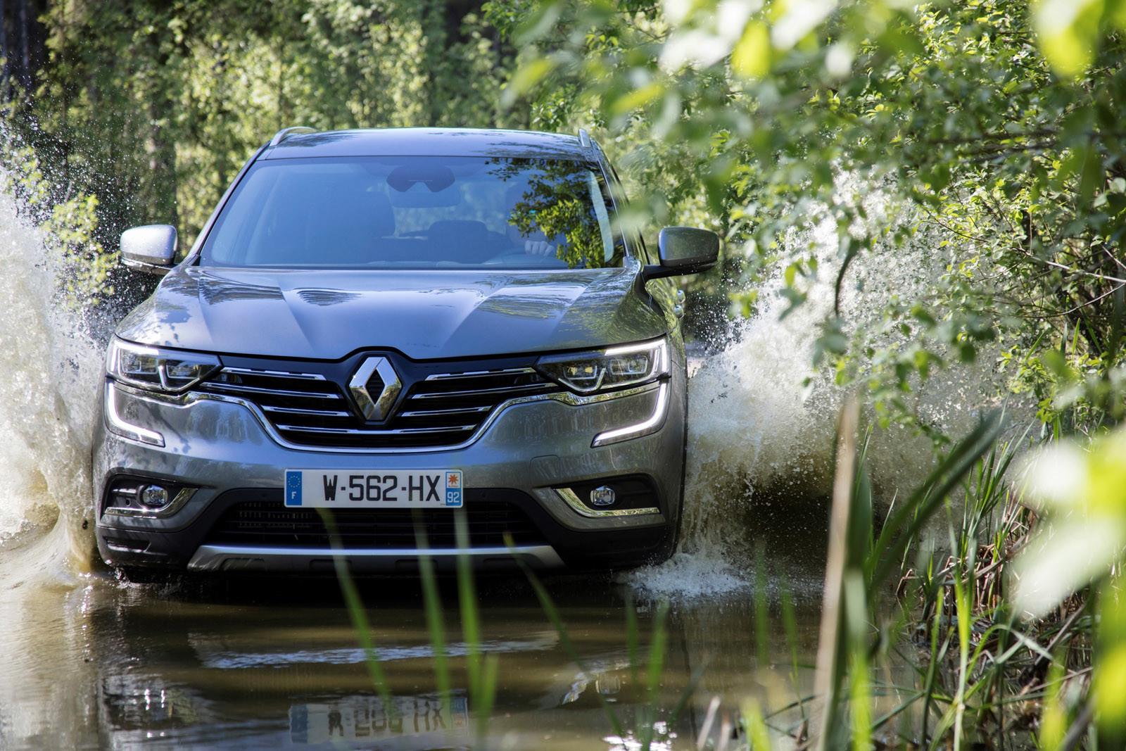 Foto de Renault Koleos 2017, toma de contacto (52/145)