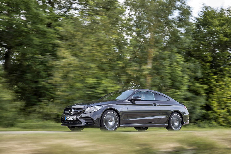 Foto de Mercedes-Benz Clase C 2018, toma de contacto (156/255)