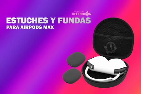 Estuches integrales y fundas para AirPods Max: protege los auriculares Bluetooth de diadema más ambiciosos de Apple