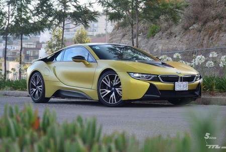 BMW i8 Protonic Frozen Yellow, a prueba: Con las prestaciones de un superauto y el rendimiento de un Prius