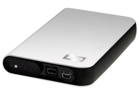 WD My Passport Studio, con Firewire 800