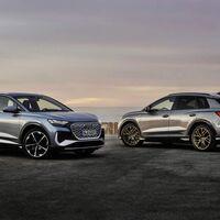 Audi Q4 e-tron y Q4 Sportback e-tron: el nuevo crossover eléctrico que llega por menos de 42.000 euros