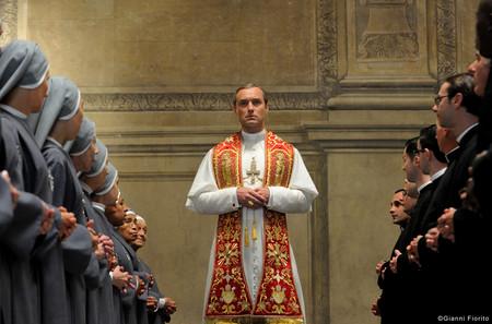 'The young Pope' desmitifica el Vaticano con un protagonista sin medias tintas