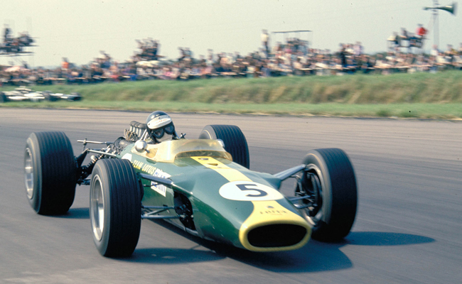 Lotus 49 - Jim Clark