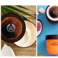 En The Body Shop tienes un 40% de descuento en cuidado corporal y cabello