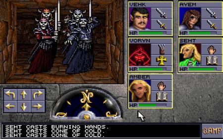 Si buscas mazmorreo clásico del bueno, ahora puedes llevarte gratis la trilogía Eye of the Beholder en GOG