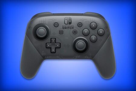 Nintendo Switch Pro Controller está en uno de sus precios más bajos en años: de oferta en Amazon México por 1,189 pesos