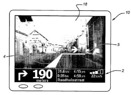 TomTom quiere mezclar las rutas con vídeo