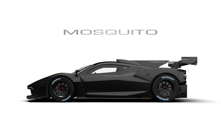 Performance Solutions Mosquito