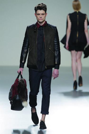 Lo mejor del Ego de la Mercedes-Benz Fashion Week Madrid para el Otoño-Invierno 2013/2014