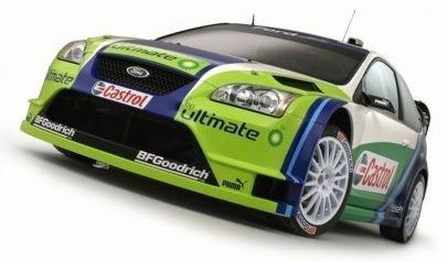 Ford Focus RS WRC 06 presentado en Bologna
