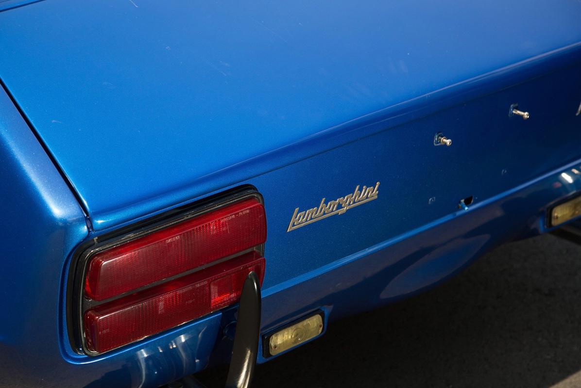 Foto de Lamborghini Jarama GT de 1972 (10/12)