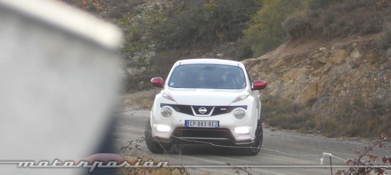 Foto de Nissan Juke Nismo (presentación propias) (30/45)