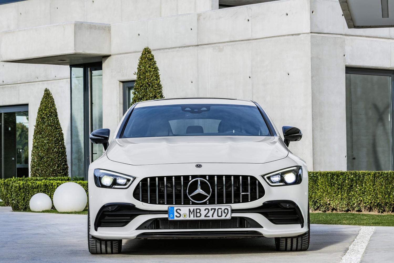 Foto de Mercedes-AMG GT (4 puertas) (23/40)