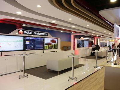 Huawei inaugura su primer Centro de Experiencia en Colombia